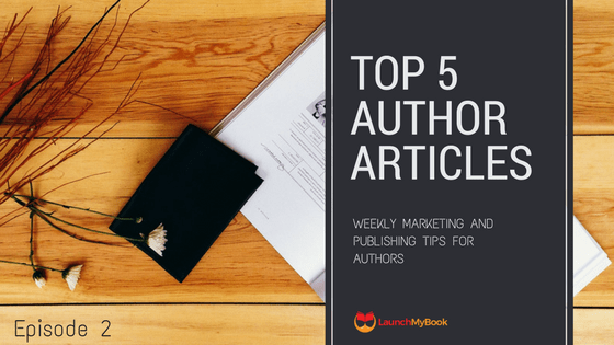 Weekly Top 5 Articles for Authors
