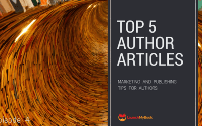 Top 5 Articles for Authors: Episode 4