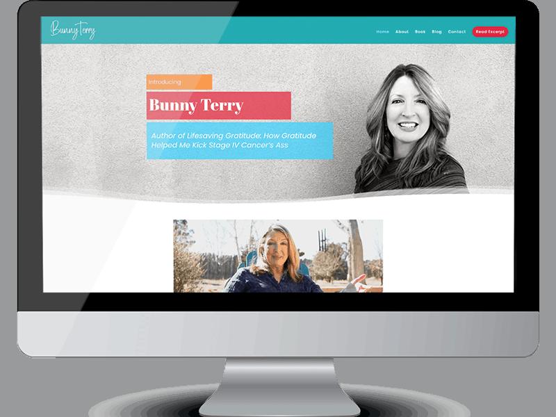 Bunny Terry Author Website